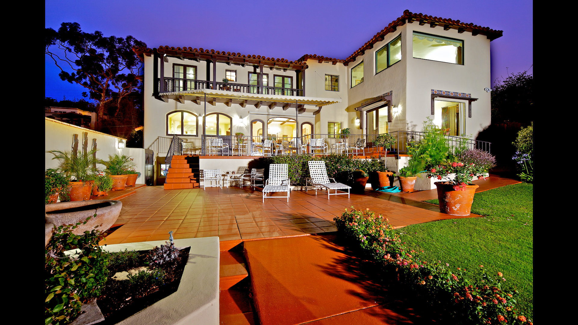 La Jolla Mansion Photography