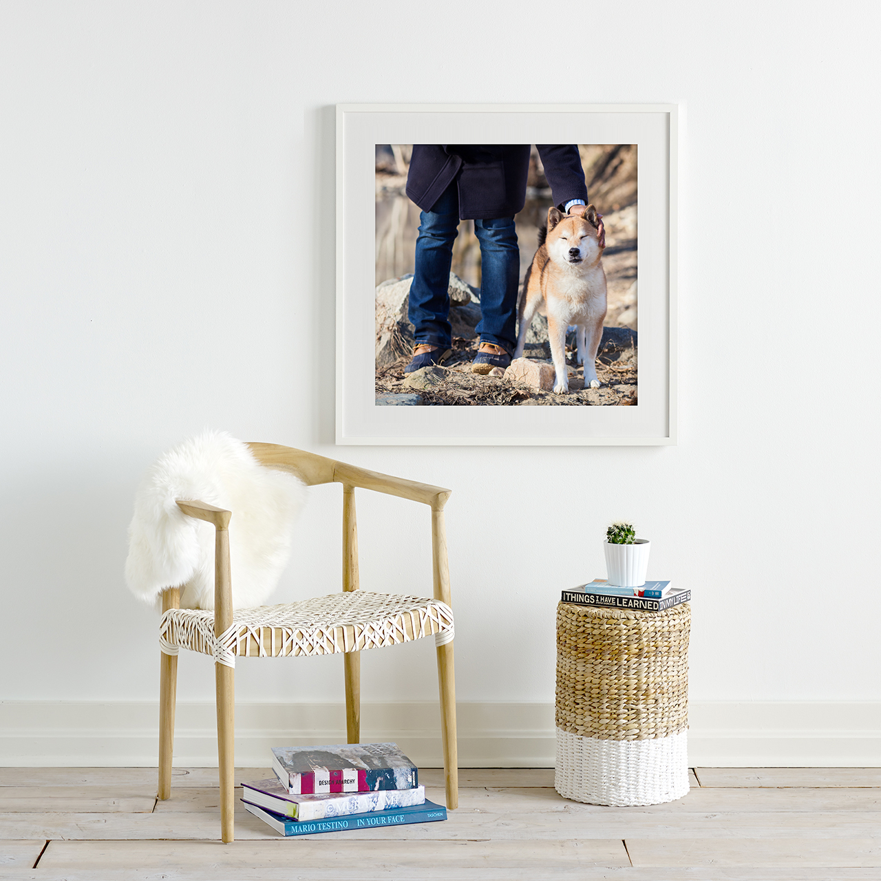 Lifestyle Framed Print
