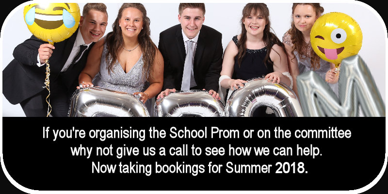 Prom Banner 2018