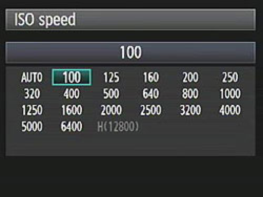 Iso Speed