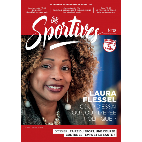 Magazine Les Sportives N8 Version Papier