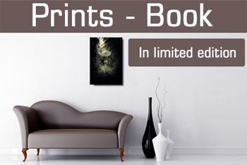 Prints and books of ghislain posscat in limited edition