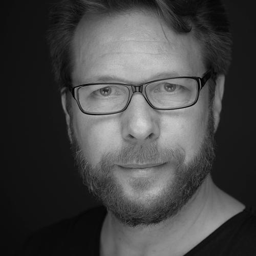 Portrait d'Olivier Gisiger