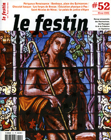 Magazine Le Festin