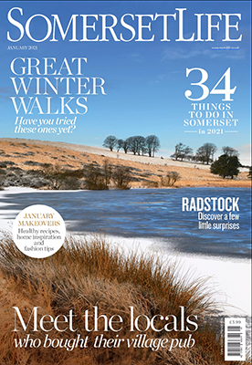 Somerset Life January 2021 Cover