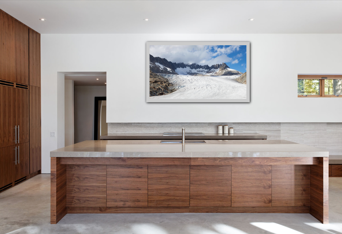 Kitchen Glacier