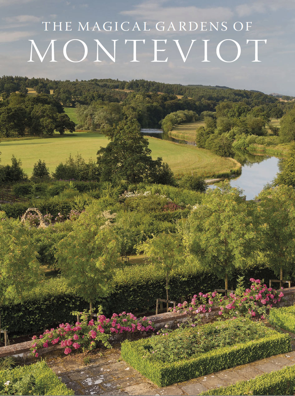 Magical Gardens Of Monteviot (Cover)