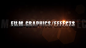 Film Graphics Effects 280