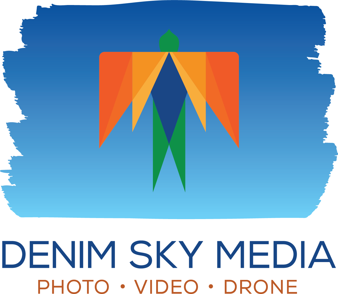 Denim Sky Media Logo