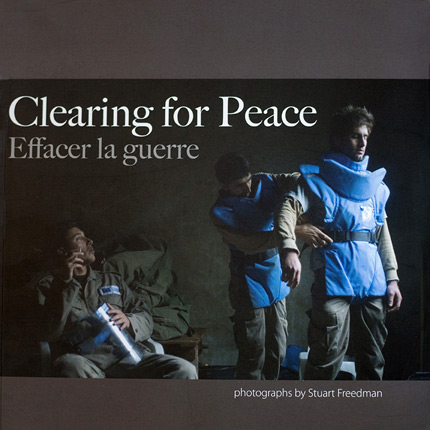 Clearing for Peace (Effacer la guerre)