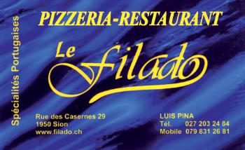 Mjm Pizza Le Filado