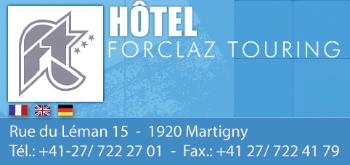 Mjm Hotel Forclaz Touring