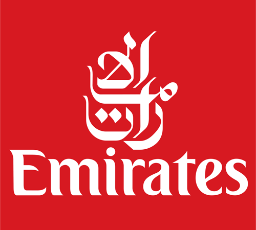 Emirates Airlines Logotype Emblem Logo 4
