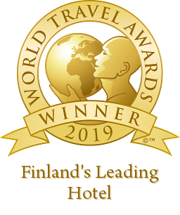 Finlands Leading Hotel 2019 Winner Shield 256