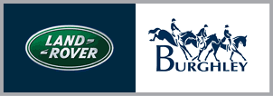 Land Rover Burghley Horse Trials Logo