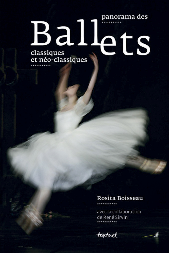 Editions Textuel Panorama Ballets