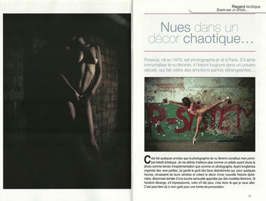 ghislain posscat publication couples magazine
