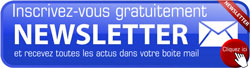 inscription newsletter ghislain posscat