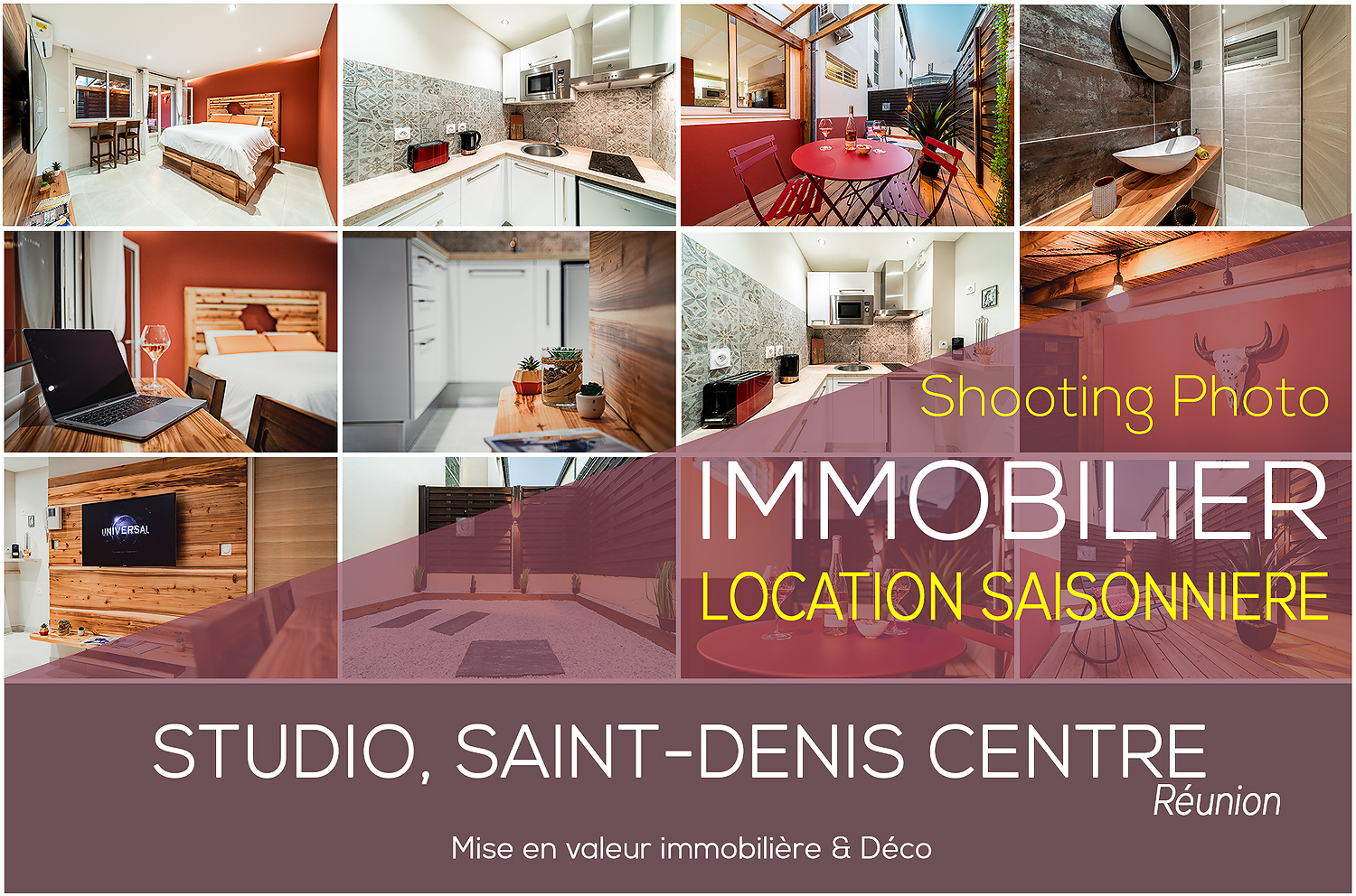 Shooting Photographe Immobilier Reunion Studio Denis